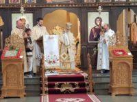 """Slujbă arhierească la Catedrala """"Naşterea Domnului"""", Suceava"""