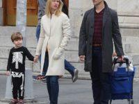"""Claire Danes, vedeta serialului TV """"Homeland"""", a devenit mamă pentru a doua oară"""