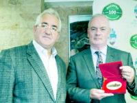 Primarul Ion Lungu a discutat cu ambasadorul Irlandei despre oportunităţile de investiţii din municipiul Suceava
