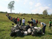 Peste 338000 de voluntari au participat la Ziua de Curăţenie Naţională de pe 15 septembrie