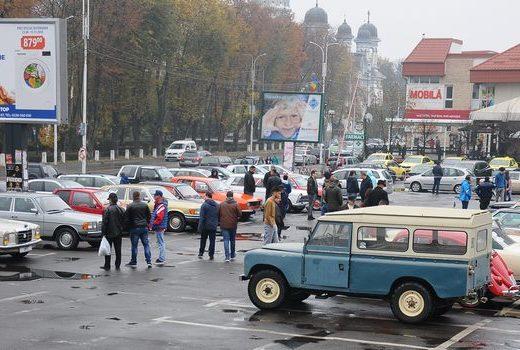 """""""Retro Parada Toamnei"""" la Rădăuţi"""