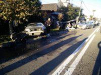 Din nou accidente grave pe drumurile sucevene