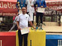 Dorin Andrei Rusu, campion naţional la categoria tineret