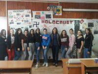 """Ziua Naţională de Comemorare a Holocaustului, marcată la Liceul Tehnologic """"Ştefan cel Mare"""" din Cajvana"""