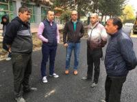 Am stabilit să reabilităm toată zona, respectiv străzile Dimitrie Onciu, Plăieşilor şi Meseriaşilor