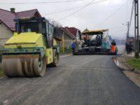 Investiţie de peste două milioane de lei pentru reabilitarea infrastructurii rutiere