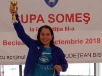 """Tinerii înotători suceveni s-au întors cu o tolbă de medalii de la """"Cupa Someş"""""""