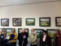 Povestea vieţii pictorului bucovinean Dumitru Rusu în Bucovina vieţii sale