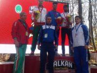 Medalie de aur pentru Dorin Andrei Rusu, la tineret, şi medalie de bronz pentru Angela Olenici, la junioare