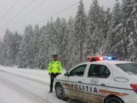 Amplă acţiune în sistem integrat a poliţiştilor rutieri din Suceava, Iaşi, Botoşani, Neamţ şi Bistriţa-Năsăud