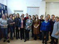 Curs de formare pentru profesorii de limba germană din judeţ