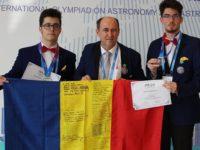 Medalii pentru suceveni la Olimpiada Internaţională de Astronomie şi Astrofizică de la Beijing