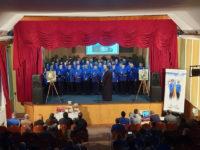"""Şcoala Militară de Subofiţeri de Jandarmi """"Petru Rareş"""" Fălticeni a împlinit un deceniu de existenţă"""
