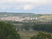 Staţii pentru canalizare în pantă, în Burdujeni-sat