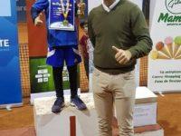 David Arcip, pentru a patra oară campionul României la tenis de câmp