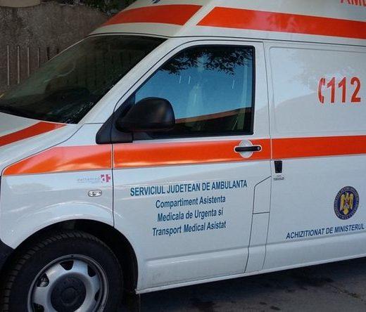 Zece ambulanţe noi de tip B vor intra în dotarea SAJ Suceava