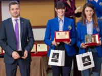 Sucevencele Ionela Livia Cozmiuc şi Gianina Elena Beleagă, desemnate cele mai bune sportive ale anului 2018