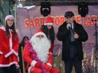 Moş Crăciun a fost darnic la Câmpulung Moldovenesc