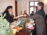 """""""Ştefan cel Mare"""", aur şi argint, la Sf. Mănăstire Voroneţ"""