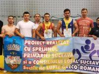 Sportivii suceveni au încheiat anul cu performanţe de excepţie în Cupa României