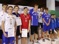 Suceveanul Sebastian Croitor, campion naţional cu ştafeta de 4×50 de metri mixt