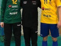 Sucevenii Claudiu Lăzurcă şi Ionuţ Andreescu, sub comanda lui Răzvan Bernicu, sucevean şi el, la lotul naţional al României
