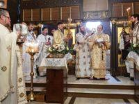 Sf. Liturghie arhierească la sărbătoarea Sf. Ioan Botezătorul