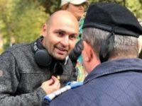 Mihai Dide, cel mai vocal protestatar Rezist, şi-a depus dosarul de angajare la Jandarmerie