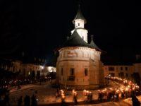 200 de studenţi la încheierea Anului Centenar la Mănăstirea Putna