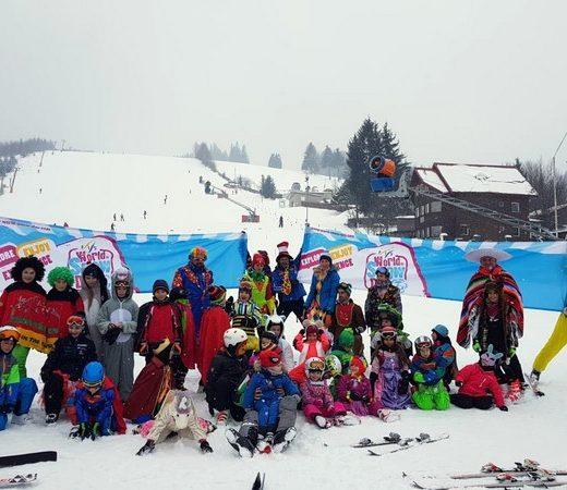 Ziua Mondială a Zăpezii, la a opta ediţie