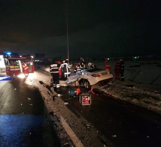 O tânără de 20 de ani, din Suceava, a murit într-un accident la Cluj
