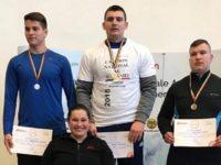 Marius Musteaţă şi Natanael Rotariu, campioni naţionali universitari