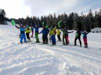 Cea mai lungă pârtie de schi din nordul ţării, inaugurată după 10 ani de la începerea lucrărilor