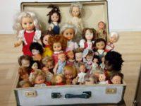 """""""Jucăriile din pod"""", expoziţia care dă emoţii adulţilor"""