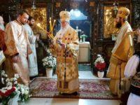 """Slujbă arhierească la Catedrala arhiepiscopală """"Sf. Ioan cel Nou de la Suceava"""""""