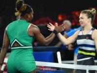 "Halep a pierdut neverosimil duelul cu ""masiva"" Serena Williams"