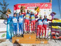 La Vatra Dornei, sportivii din Italia şi Austria au dominat clasamentul