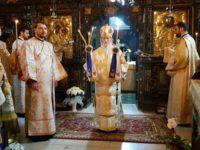 Sf. Liturghie arhierească la Catedrala arhiepiscopală