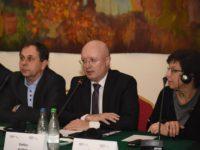 Rectori şi prorectori din Suceava, Budapesta, Ivano-Frankivsk, Ostrava, Presov, Przemysl şi Varşovia au discutat despre cooperarea între statele Europei carpatice