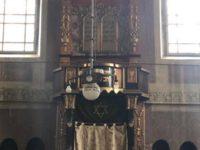 Chivotul Sfânt al Sinagogii din Siret a fost înlocuit şi apare la o licitaţie din Israel