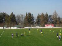 Foresta Suceava a câştigat clar meciul amical cu Şomuz Fălticeni