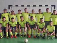 Bukovina Vicovu de Jos a câştigat prima manşă a optimilor de finală la juniori Under-19