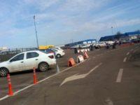 Poliţia Suceava anunţă verificări privind activitatea de taximetrie în zona Aeroportului