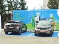 """E.ON, alături de MOL România, lansează """"autostrada electrică"""" Iaşi-Târgu Mureş, în cadrul proiectului NEXT-E, finanţat din fonduri europene"""