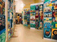 """Concursul naţional de creație plastică""""Arta – între talent și dăruire"""""""