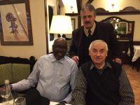 La o mică discuţie cu o legendă vie, Fidele Gouandjika, fondatorul Qwan-Ki-Do în România