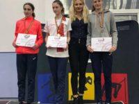 Trei medalii pentru sportivele de la CSM Suceava