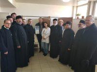 Preoţii din Protoieria Fălticeni au donat un nou aparat medical pentru spitalul fălticenean