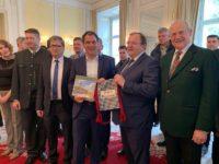 Preşedintele CJ, Gheorghe Flutur, s-a întâlnit cu oficialităţi ale landului austriac Stiria