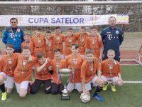 Echipa din Iaslovăţ a cucerit Cupa Satelor!